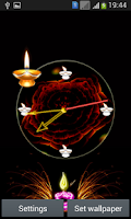 Screenshot of Diwali Touch