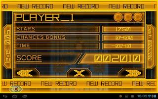 Screenshot of GRAVITY SPHERE 3D beta