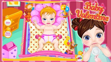 Screenshot of Baby Valentine - Kids Game
