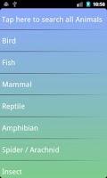 Screenshot of WildlifeID Australia