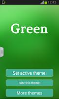 Screenshot of Keyboard Green