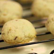 Lemon Nut Refrigerator Cookies