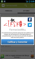 Screenshot of FarmaciasBB