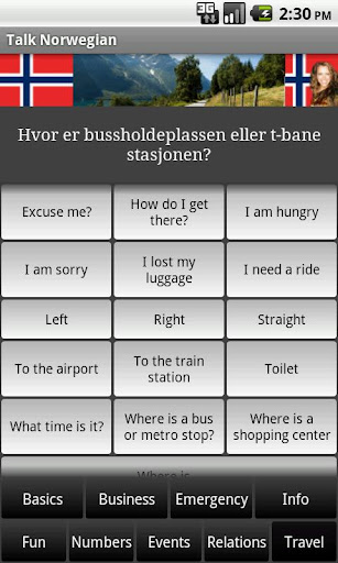 Talk Norwegian