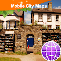 Hay on Wye Street Map icon