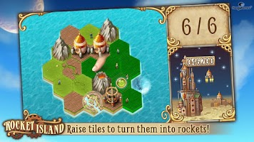 Screenshot of Rocket Island