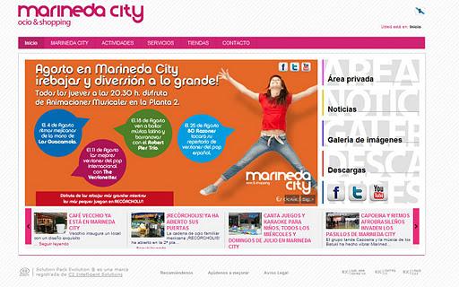 【免費購物App】Marineda City-APP點子