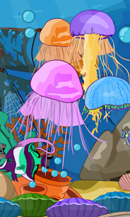 Escape Game-Underwater Mermaid - screenshot