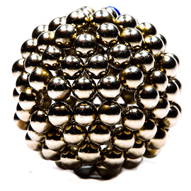 Buckyballs by Nathan Pentecost - Artistic Objects Toys