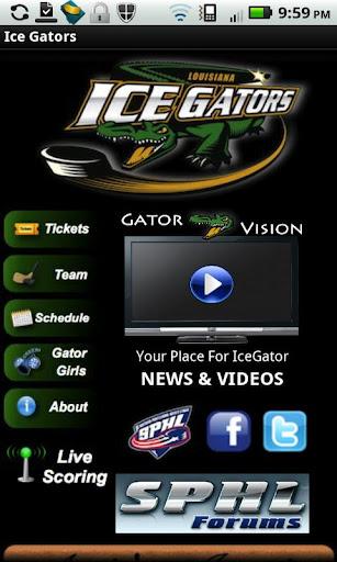 The Louisiana IceGators Hockey
