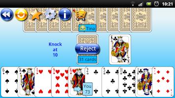 Screenshot of G4A: Gin Rummy