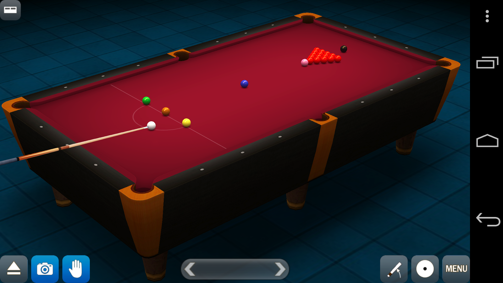 Pool Break Pro 3D Billiards Screenshot 3