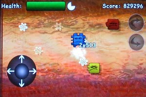 Screenshot of Antigen: Outbreak