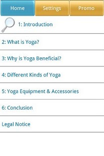 Yoga Basics Plus - screenshot
