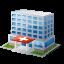 Hospitals Near Me FREE icon