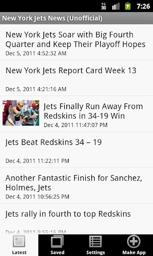 New York Jets News NFL