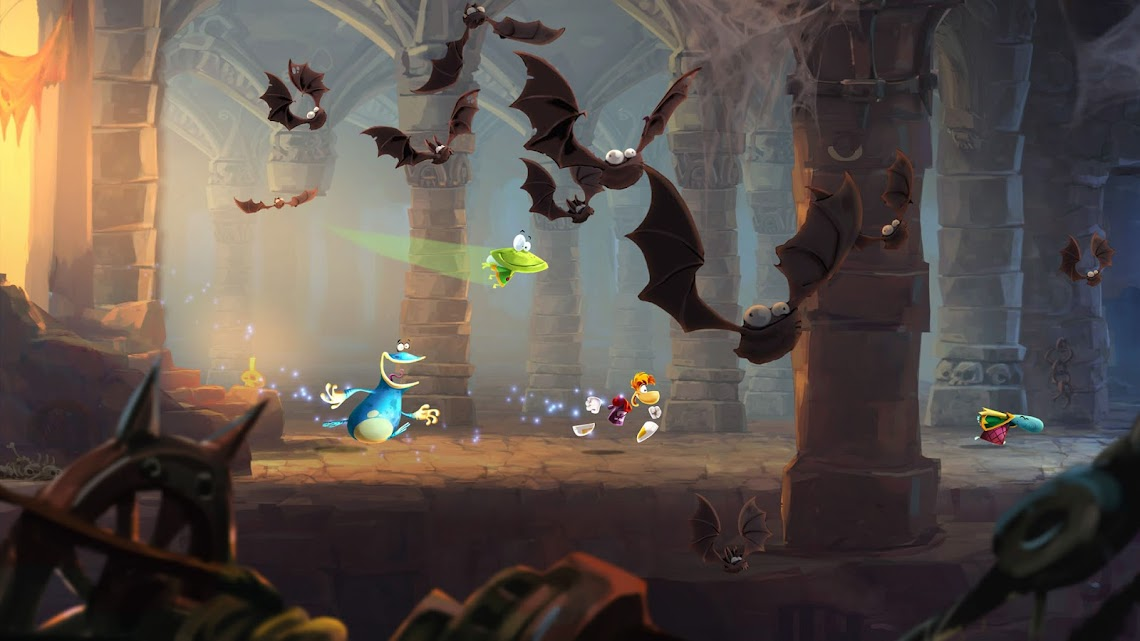 Rayman Legends coming to next-gen consoles