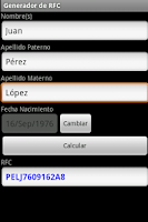Screenshot of Mexico RFC