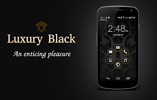 Screenshot of SL Theme Luxury