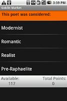 Screenshot of Shmoop: Goblin Market