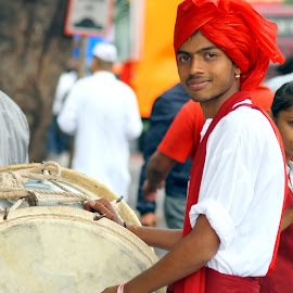 by Abhay Desai - People Musicians & Entertainers (  )