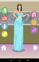 Screenshot of Dress Up and Jewelry