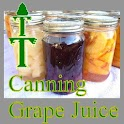 Canning Grape Juice icon