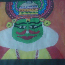 My art works continues..................... by Murali Harish - Painting All Painting