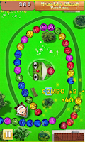 Screenshot of Marble Blast Fantasy