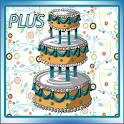 Birthday Cake Designer Plus icon