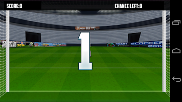 Screenshot of Football Goalkeeper