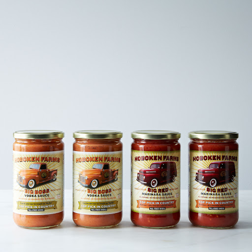 Marinara & Vodka Sauce (Pack of 4)