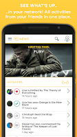 Screenshot of krittiq Movie & TVShow Reviews
