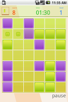 Screenshot of Touch Blocks