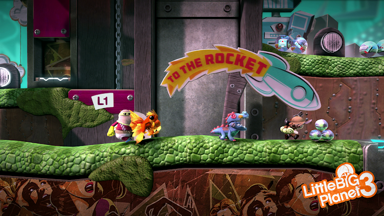 LittleBigPlanet 3 gets a release date on PS4 and PS3