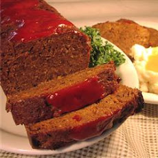 Meatloaf With a Twist