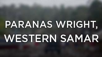 Paranas(Wright), Western Samar
