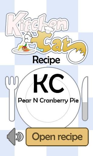 KC Pear N Cranberry Pie