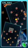 Screenshot of Galaxy Jumper