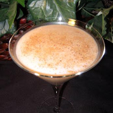 Holiday Brandy Alexander