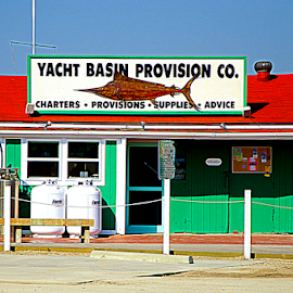 Yacht Basin Provision Restaurant by Vickie Hibler - City,  Street & Park  Markets & Shops ( yacht basin, southport, tourist, stock, editorial, tourism, restaurant, north carolina )