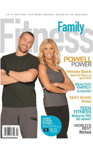 Family Fitness - Chris Powell