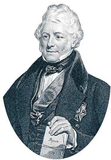 James McGrigor(1771-1858), estudió en la misma universidad que Hope y es reconocido como el padre del Royal Army Medical Corps, en el que sirvió con el cargo de director general durante los años de 1815 a 1851. Estuvo con el Duque de Wellington durante la Guerra española de la Independencia. También fue rector de la University of Aberdeen. Introdujo el uso del estetoscopio en la práctica de la medicina militar inglesa, en 1821, con el diseño de uno de forma de trompeta y en el extremo auricular un disco fabricado en asta, casi un híbrido entre el de Laënnec y el de Piorry.