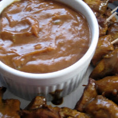 Chicken Satay Bites