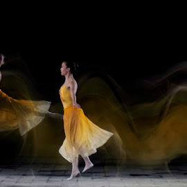 ballet by Ahmad Rizal - People Professional People