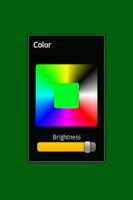 Screenshot of On-screen Flashlight