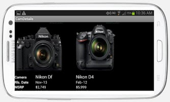 Screenshot of NikonCams