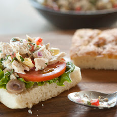 Whole Foods Mediterranean Tuna Salad