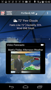 WMTW Total Weather - screenshot