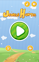 Screenshot of Jewels Hunter Puzzle